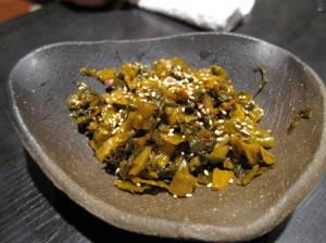 img002 300x224 博多ラーメンに入れる辛子高菜の作り方・レシピ