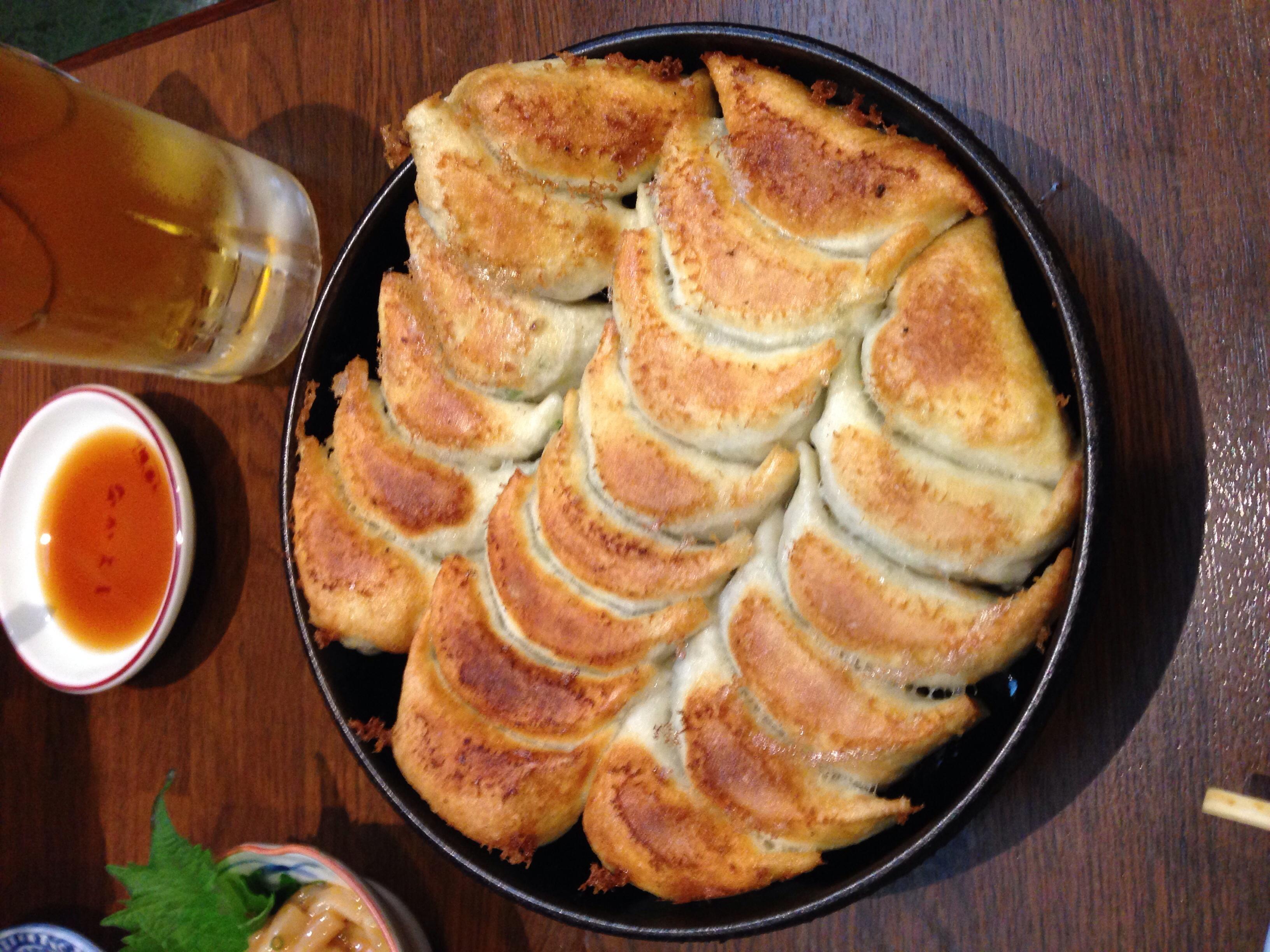 博多鉄鍋餃子の作り方・レシピ