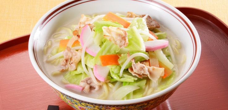 ちゃんぽん 九州料理「長崎ちゃんぽん」の作り方・レシピ