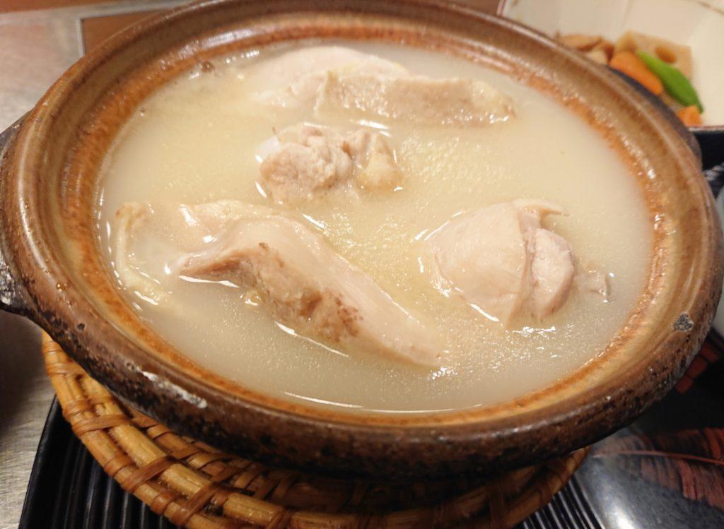 水炊き 1024x749 博多料理「水炊き鍋」の作り方・レシピ